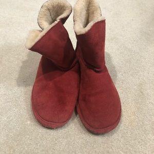 Bearpaw Rosie Sheepskin Boots